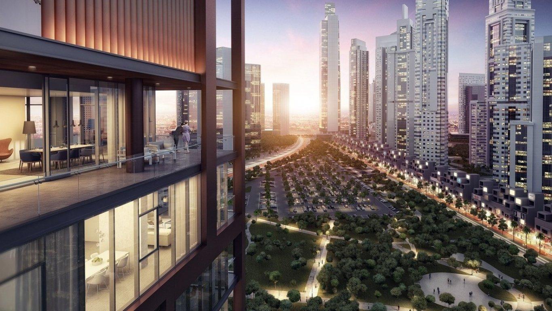 COMPLEX DT1, Downtown Dubai, EAU – foto 4