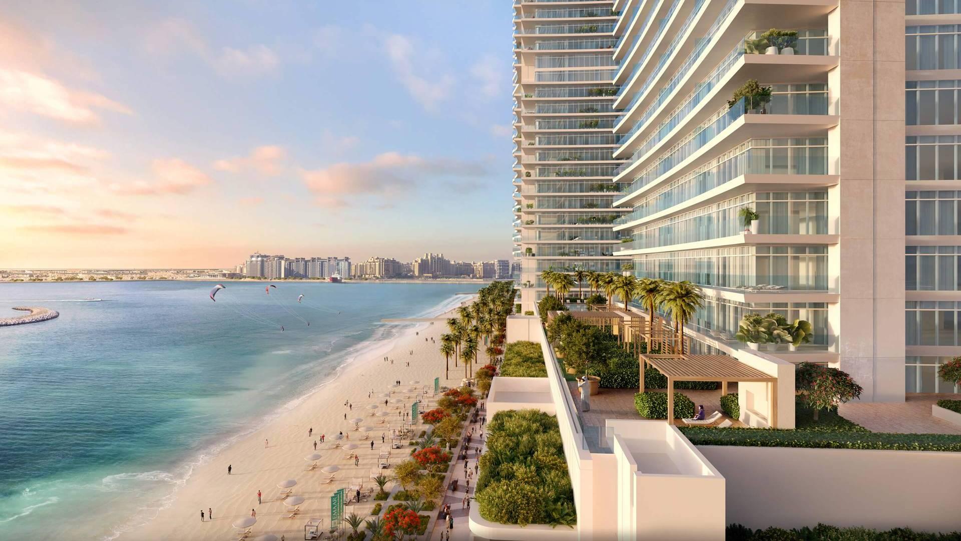 BEACH VISTA, Emaar beachfront, Dubai, EAU – foto 1
