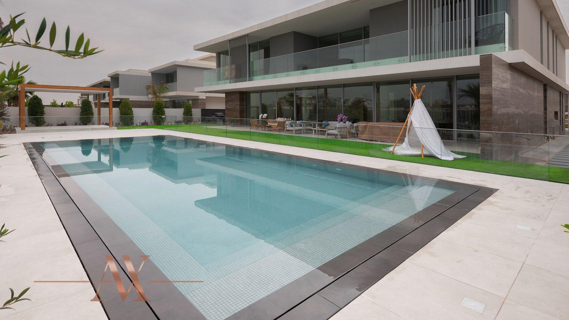 Villa en venta en Dubai, EAU, 7 dormitorios, 1394 m2, № 23838 – foto 4