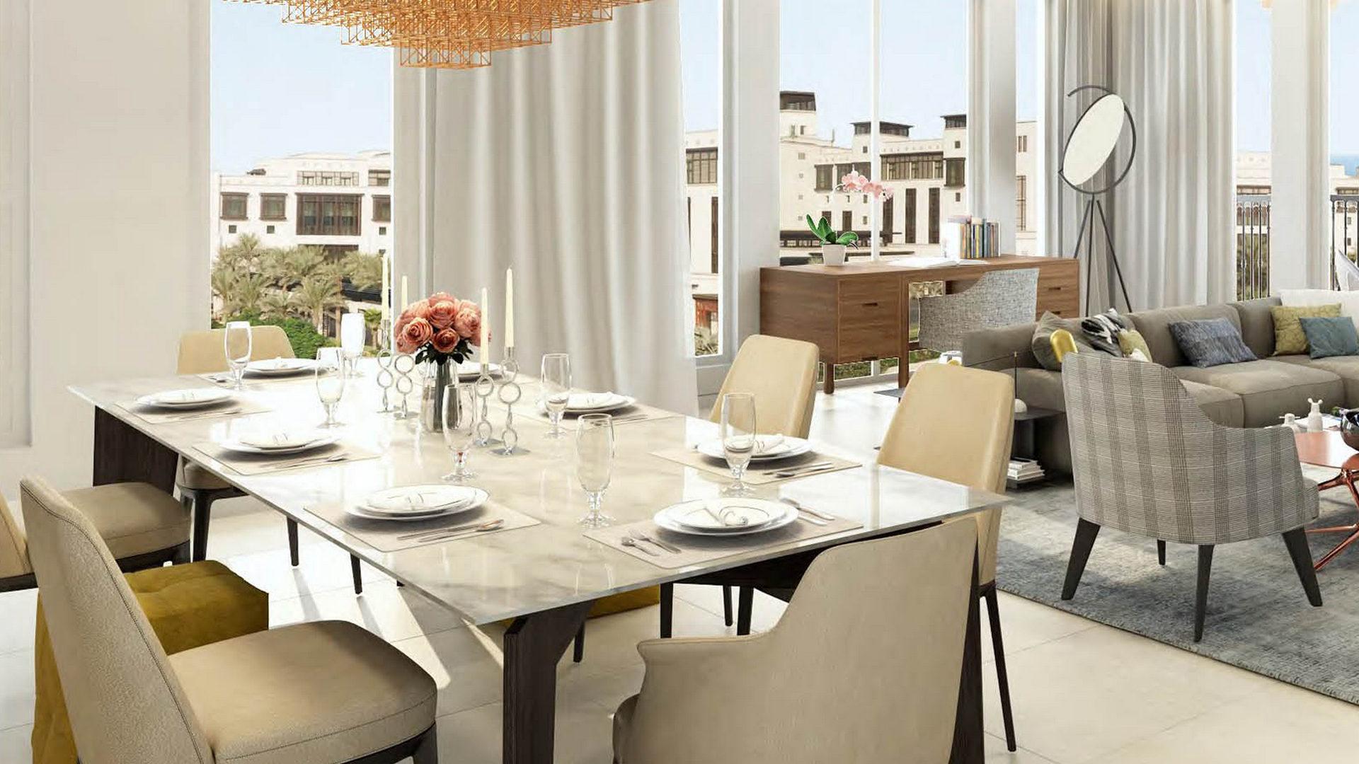 Apartamento en venta en Dubai, EAU, 1 dormitorio, 79 m2, № 23878 – foto 5