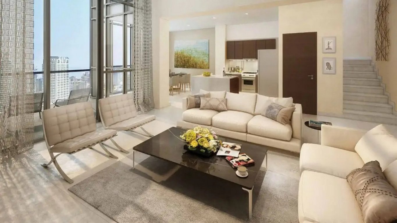 Apartamento en venta en Dubai, EAU, 1 dormitorio, 68 m2, № 23884 – foto 2