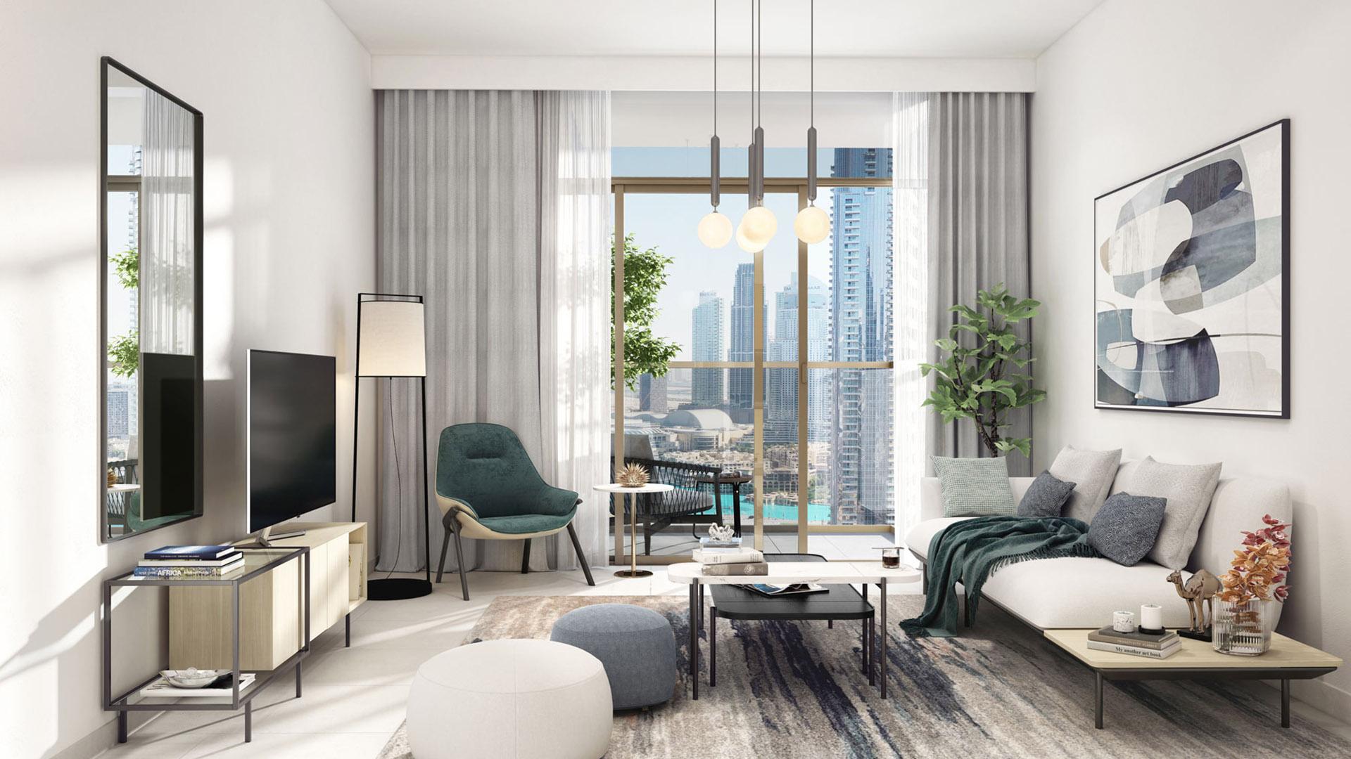 Apartamento en venta en Dubai, EAU, 3 dormitorios, 125 m2, № 23883 – foto 1