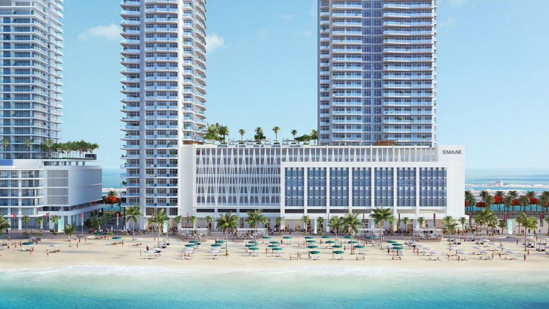 BEACH VISTA, Emaar beachfront, Dubai, EAU – foto 5