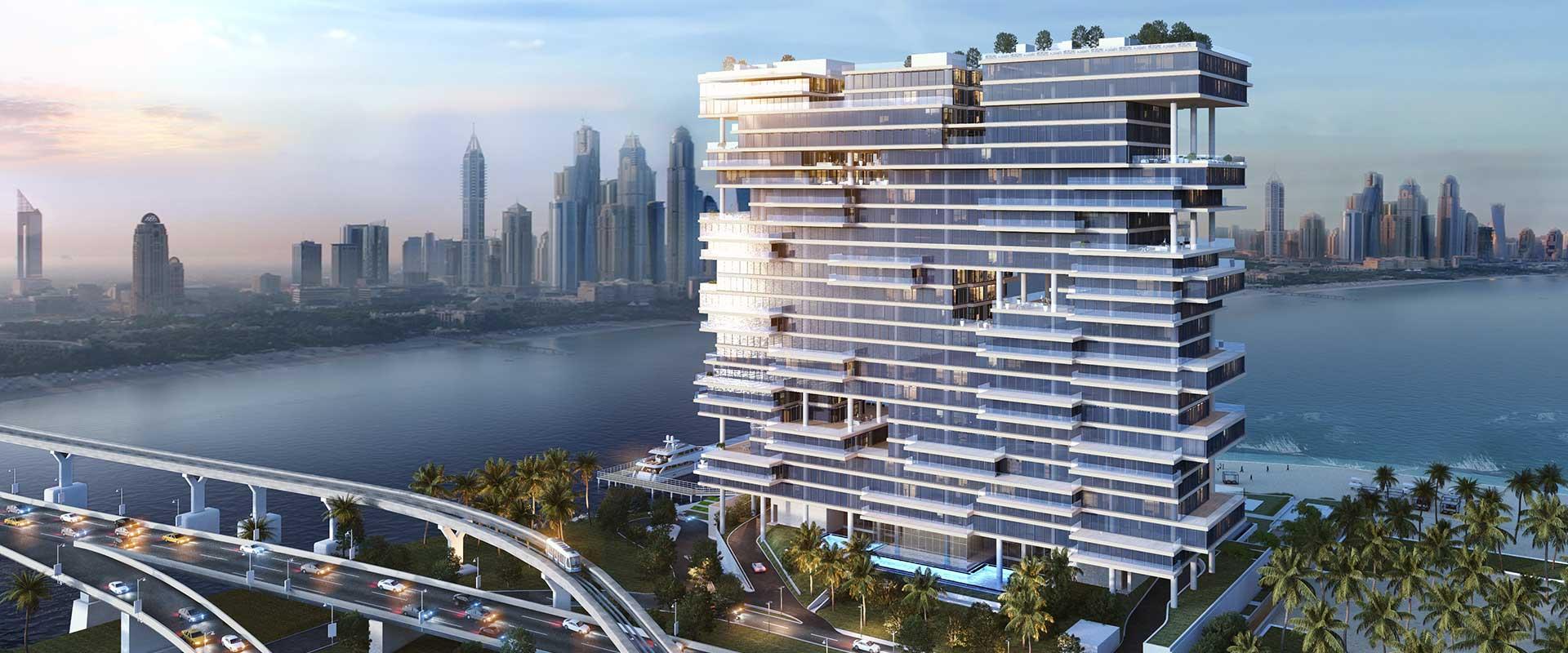 ONE PALM OMNIYAT, Palm Jumeirah, Dubai, EAU – foto 1