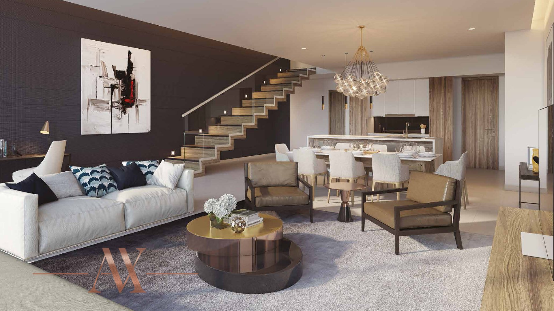 Apartamento en venta en Dubai, EAU, 2 dormitorios, 112 m2, № 23854 – foto 5