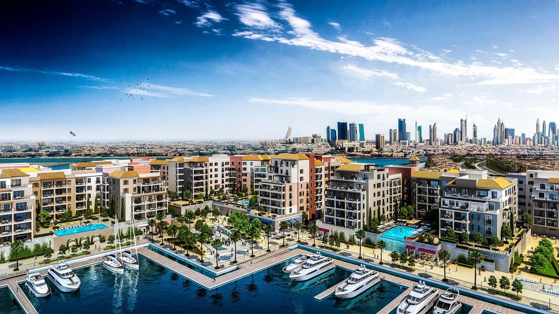 Apartamento en venta en Dubai, EAU, 2 dormitorios, 112 m2, № 23881 – foto 2