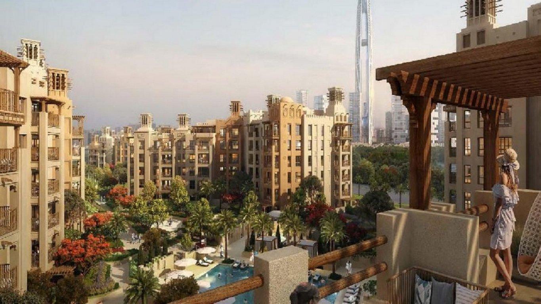 Apartamento en venta en Dubai, EAU, 1 dormitorio, 79 m2, № 23878 – foto 4