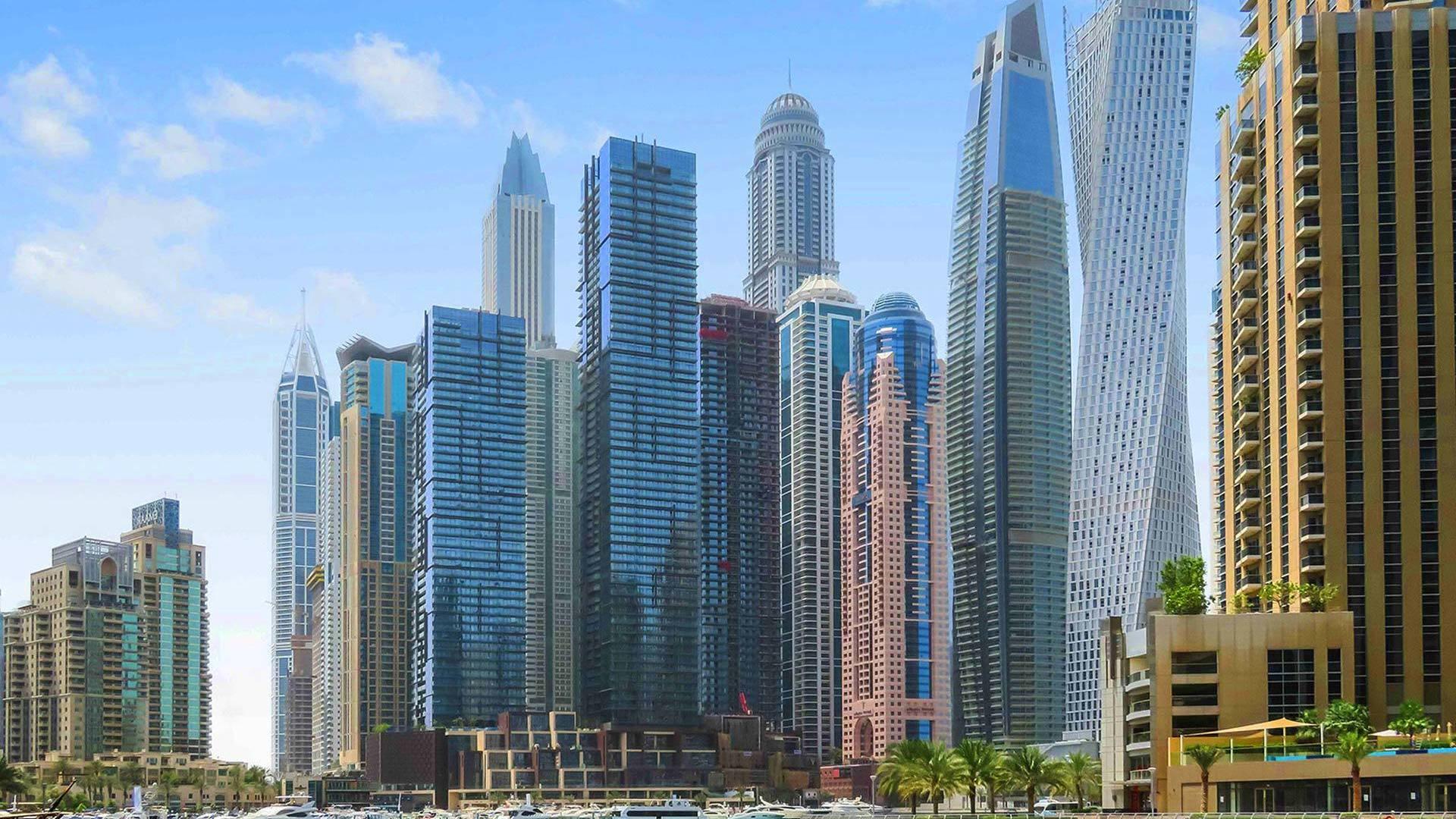 Apartamento en venta en Dubai, EAU, 1 dormitorio, 71 m2, № 23852 – foto 4