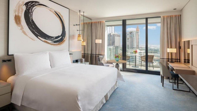 Apartamento en venta en Dubai, EAU, 1 dormitorio, 59 m2, № 23865 – foto 1