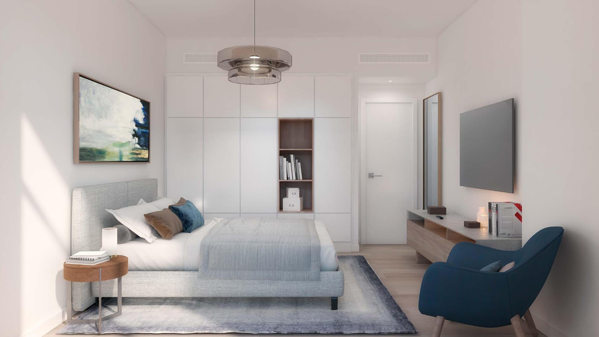 Apartamento en venta en Dubai, EAU, 1 dormitorio, 75 m2, № 23879 – foto 1