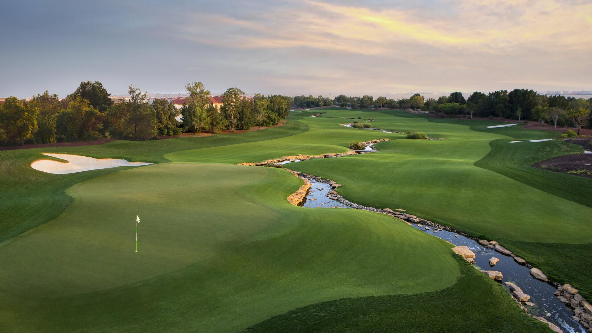 Jumeirah Golf Estates - 4