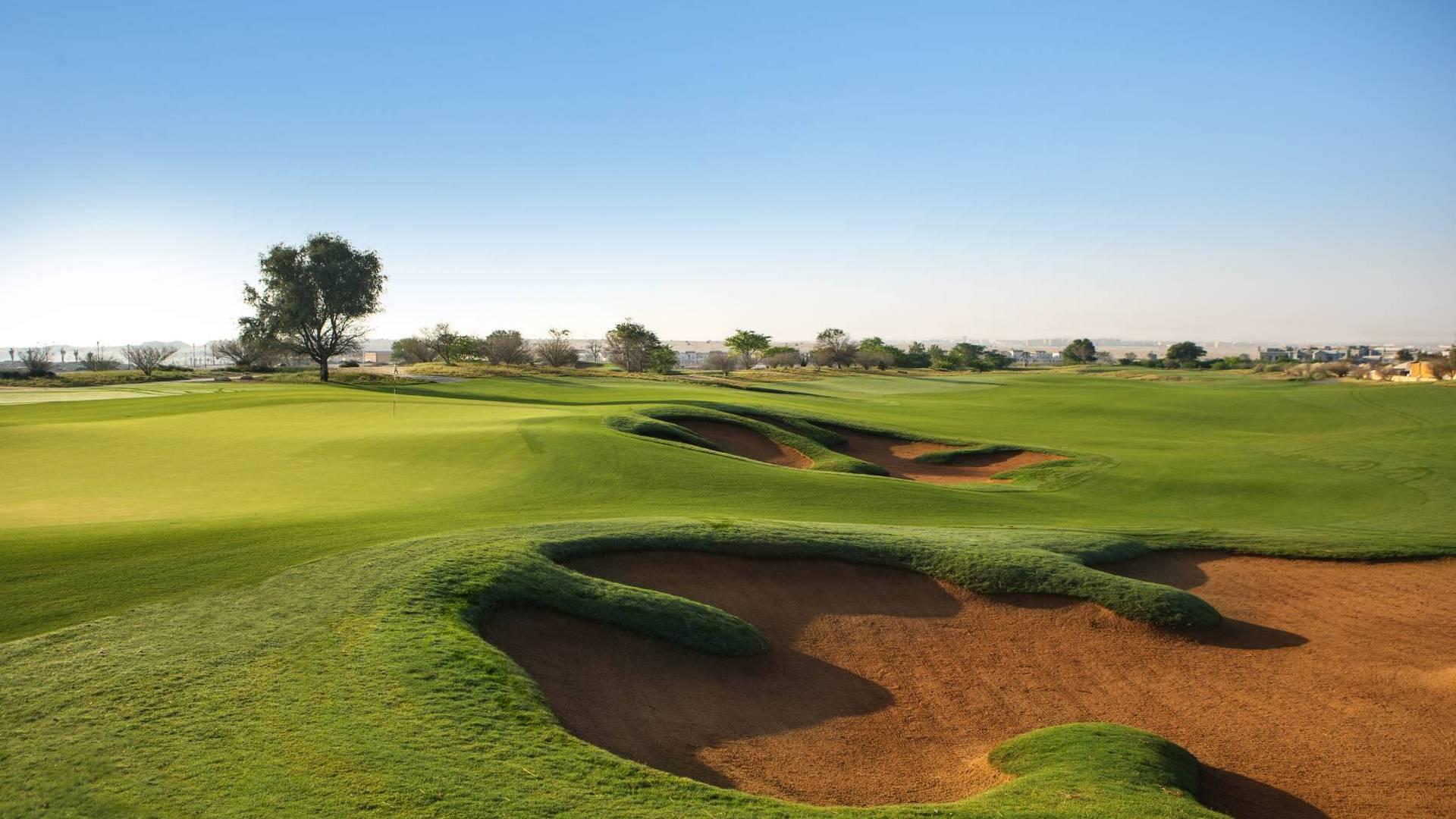 Jumeirah Golf Estates - 5