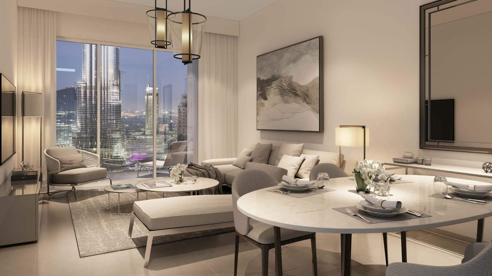 Apartamento en venta en Dubai, EAU, 3 dormitorios, 166 m2, № 23867 – foto 3