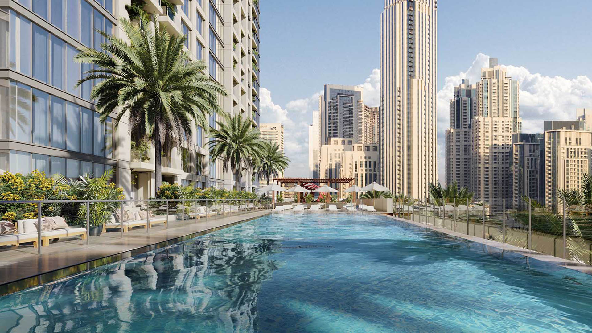 Apartamento en venta en Dubai, EAU, 1 dormitorio, 126 m2, № 23895 – foto 4