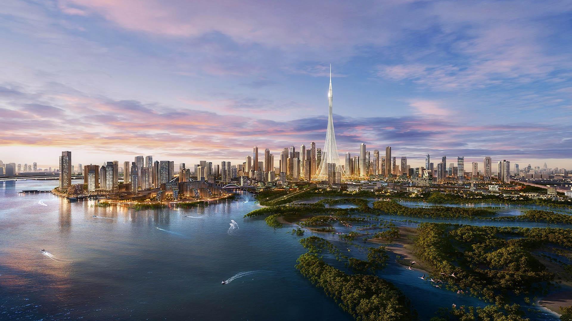 Puerto de Dubai Creek - 3