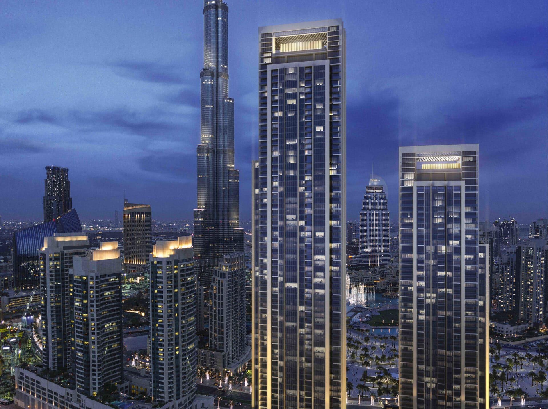 FORTE, Downtown Dubai, EAU – foto 1