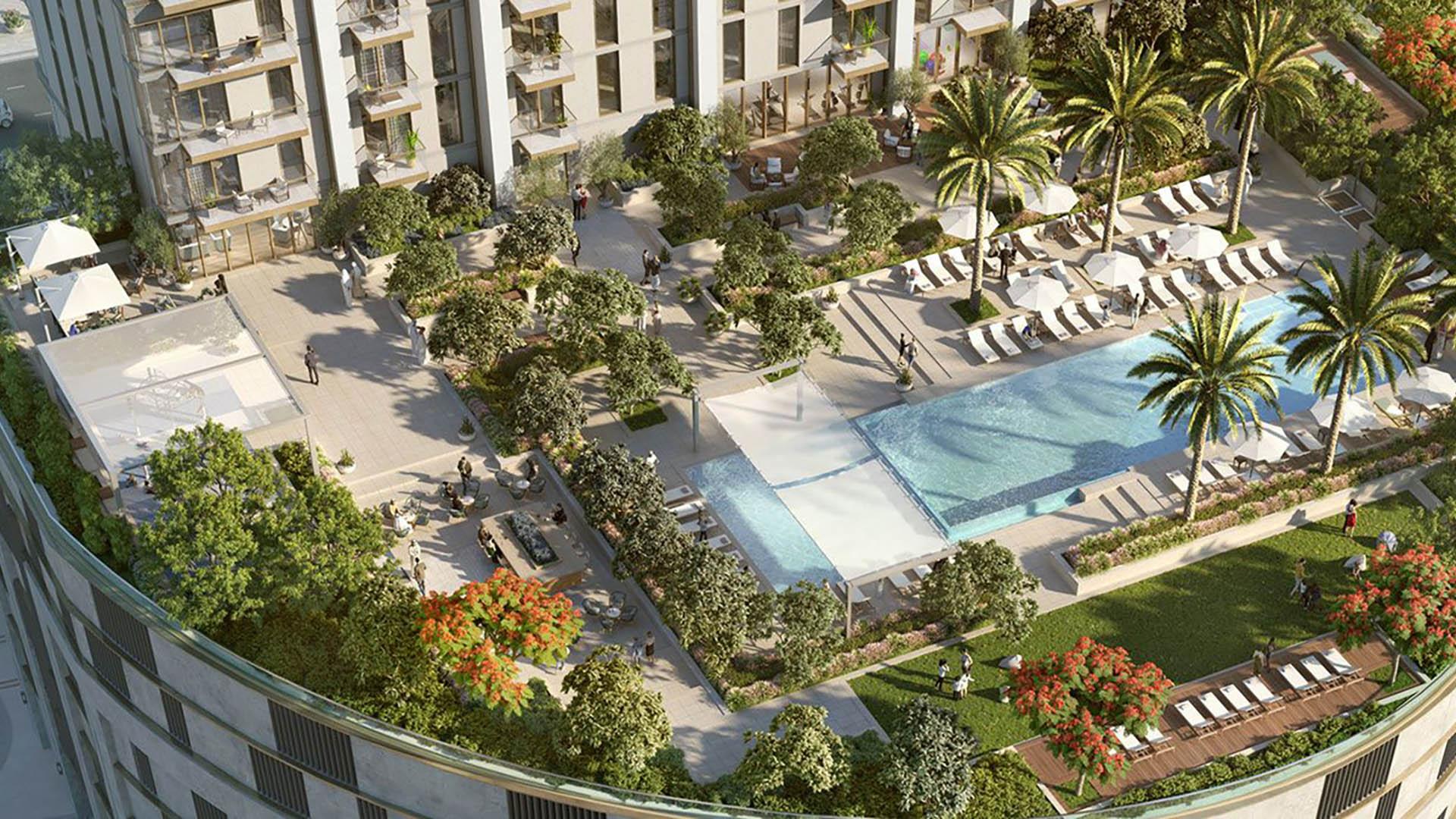 Apartamento en venta en Dubai, EAU, 3 dormitorios, 125 m2, № 23883 – foto 2