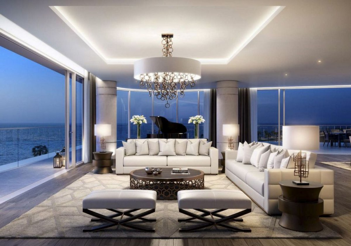 Ático en venta en Dubai, EAU, 4 dormitorios, 1138 m2, № 23890 – foto 1
