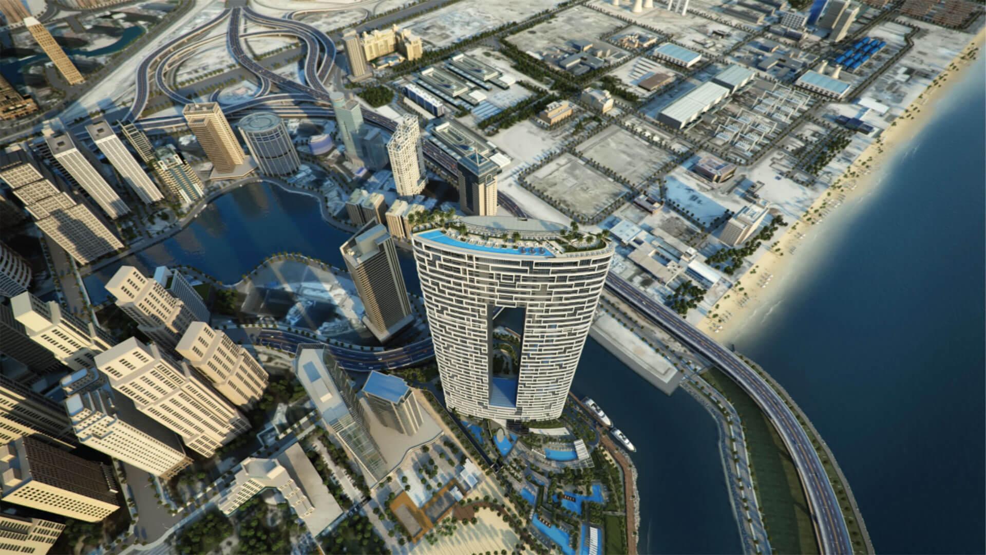 Apartamento en venta en Dubai, EAU, 1 dormitorio, 59 m2, № 23865 – foto 2