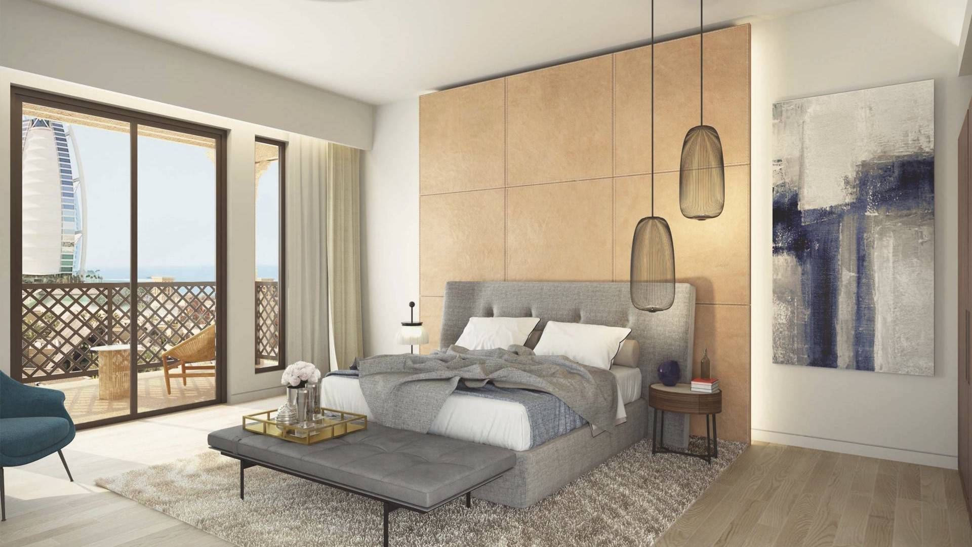 Apartamento en venta en Dubai, EAU, 1 dormitorio, 79 m2, № 23878 – foto 1
