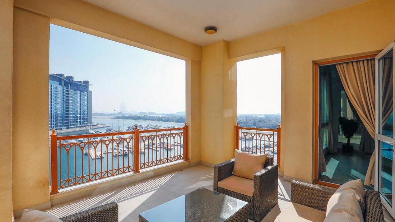 Apartamento en venta en Dubai, EAU, 1 dormitorio, 77 m2, № 23871 – foto 5
