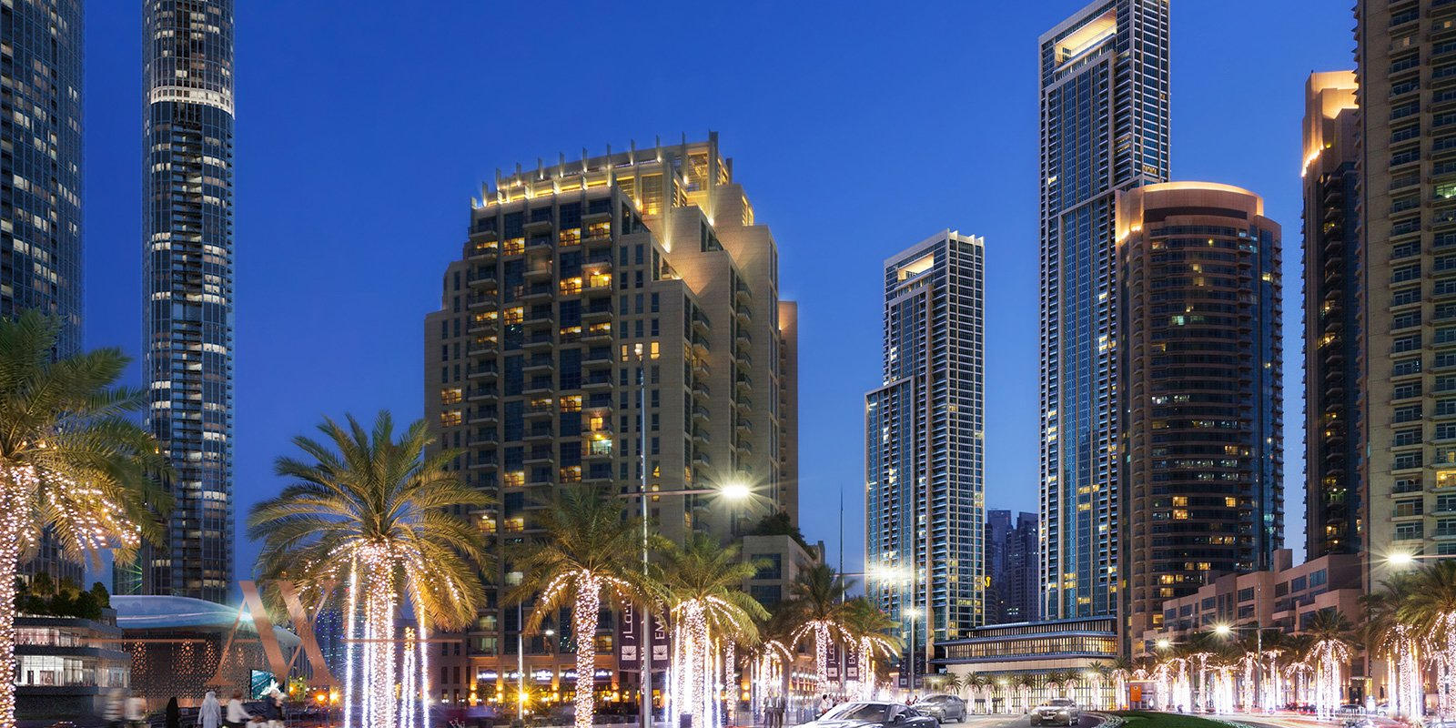 FORTE, Downtown Dubai, EAU – foto 2
