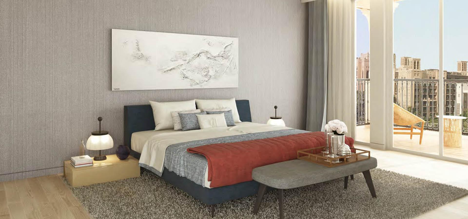 Apartamento en venta en Dubai, EAU, 1 dormitorio, 70 m2, № 23868 – foto 1