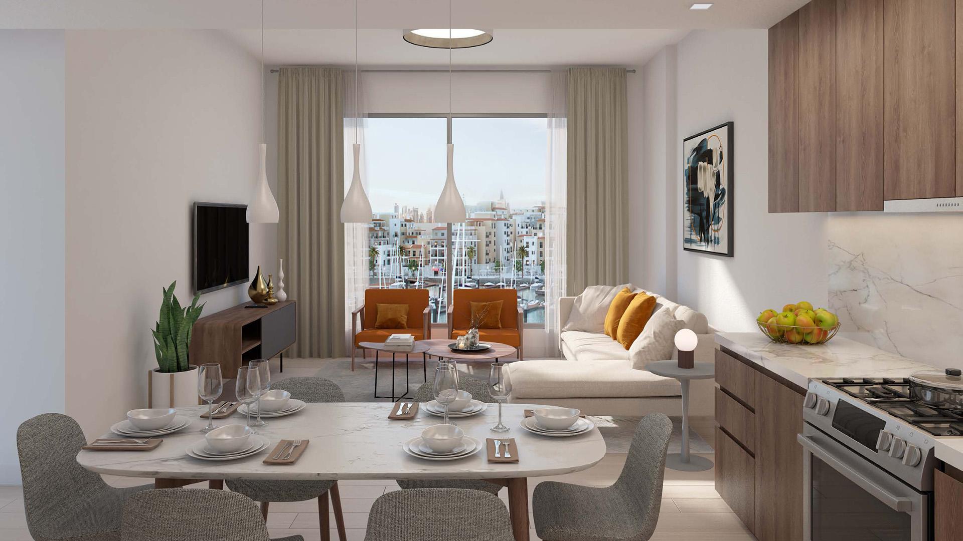 Apartamento en venta en Dubai, EAU, 2 dormitorios, 120 m2, № 23873 – foto 5