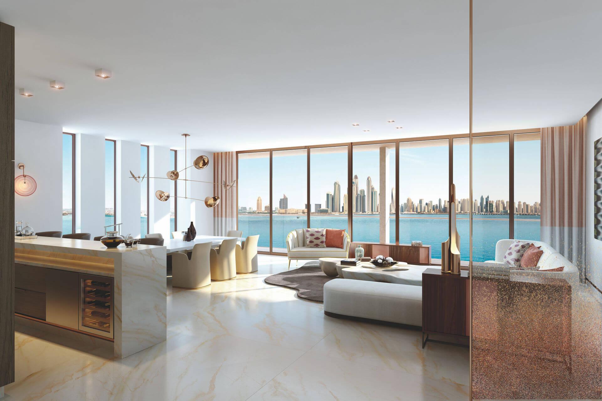 Ático en venta en Dubai, EAU, 5 dormitorios, 1531 m2, № 23843 – foto 2
