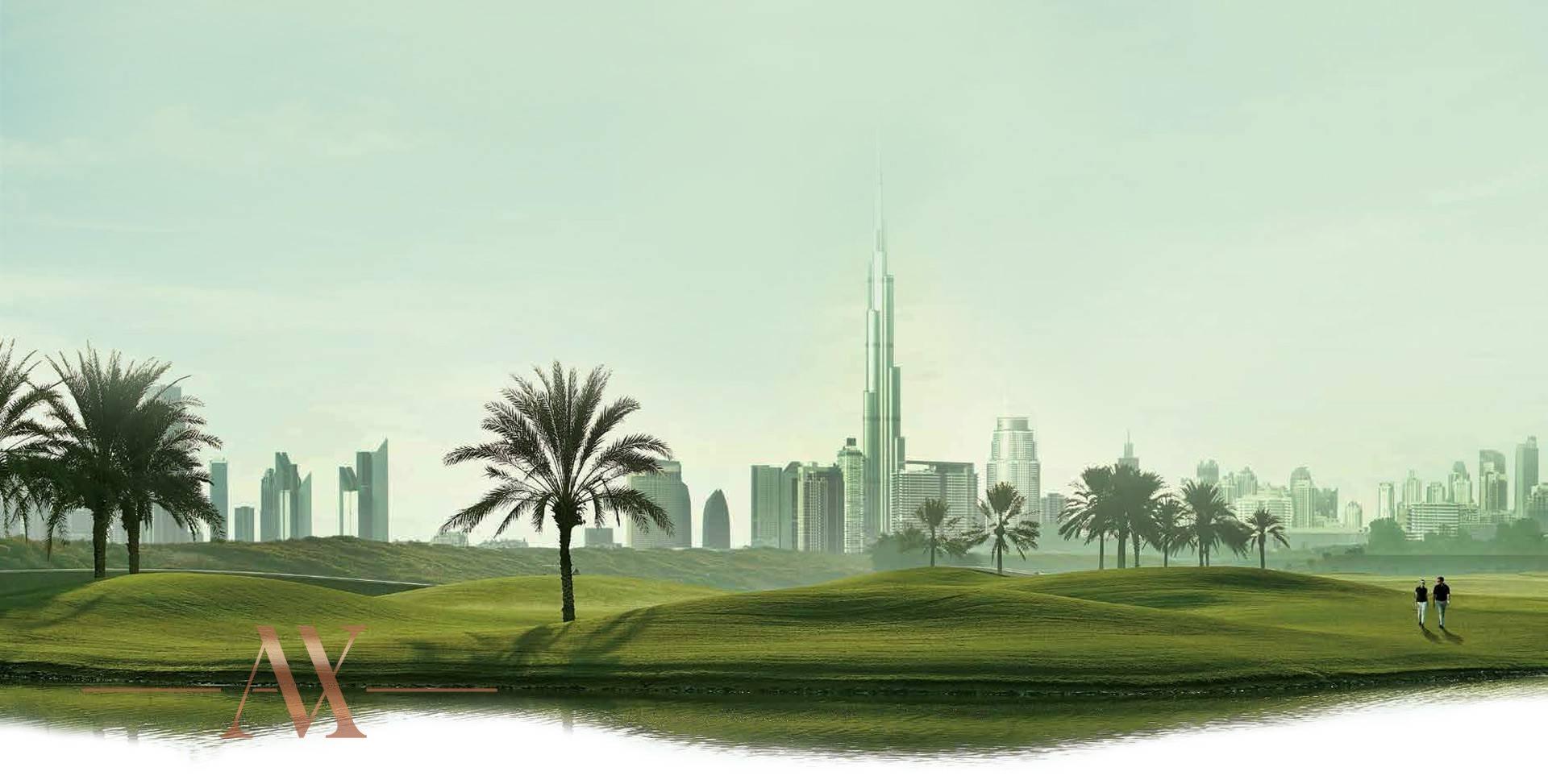 FAIRWAY VISTAS, Dubai Hills Estate, EAU – foto 4