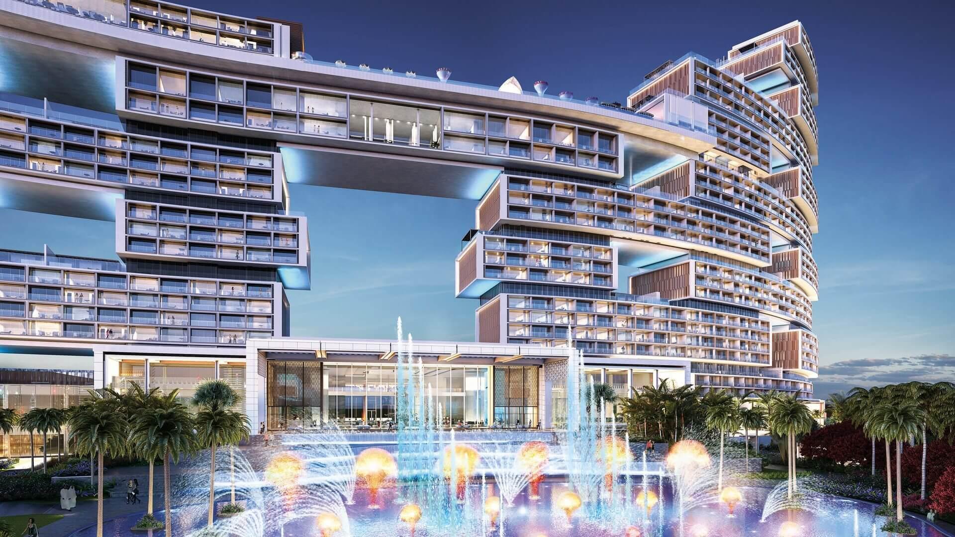 ROYAL ATLANTIS RESORT & RESIDENCES, Palm Jumeirah, Dubai, EAU – foto 4
