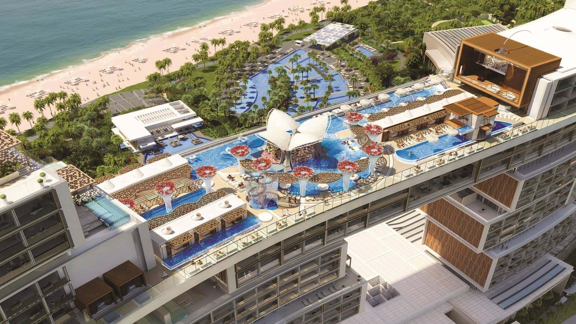 ROYAL ATLANTIS RESORT & RESIDENCES, Palm Jumeirah, Dubai, EAU – foto 5