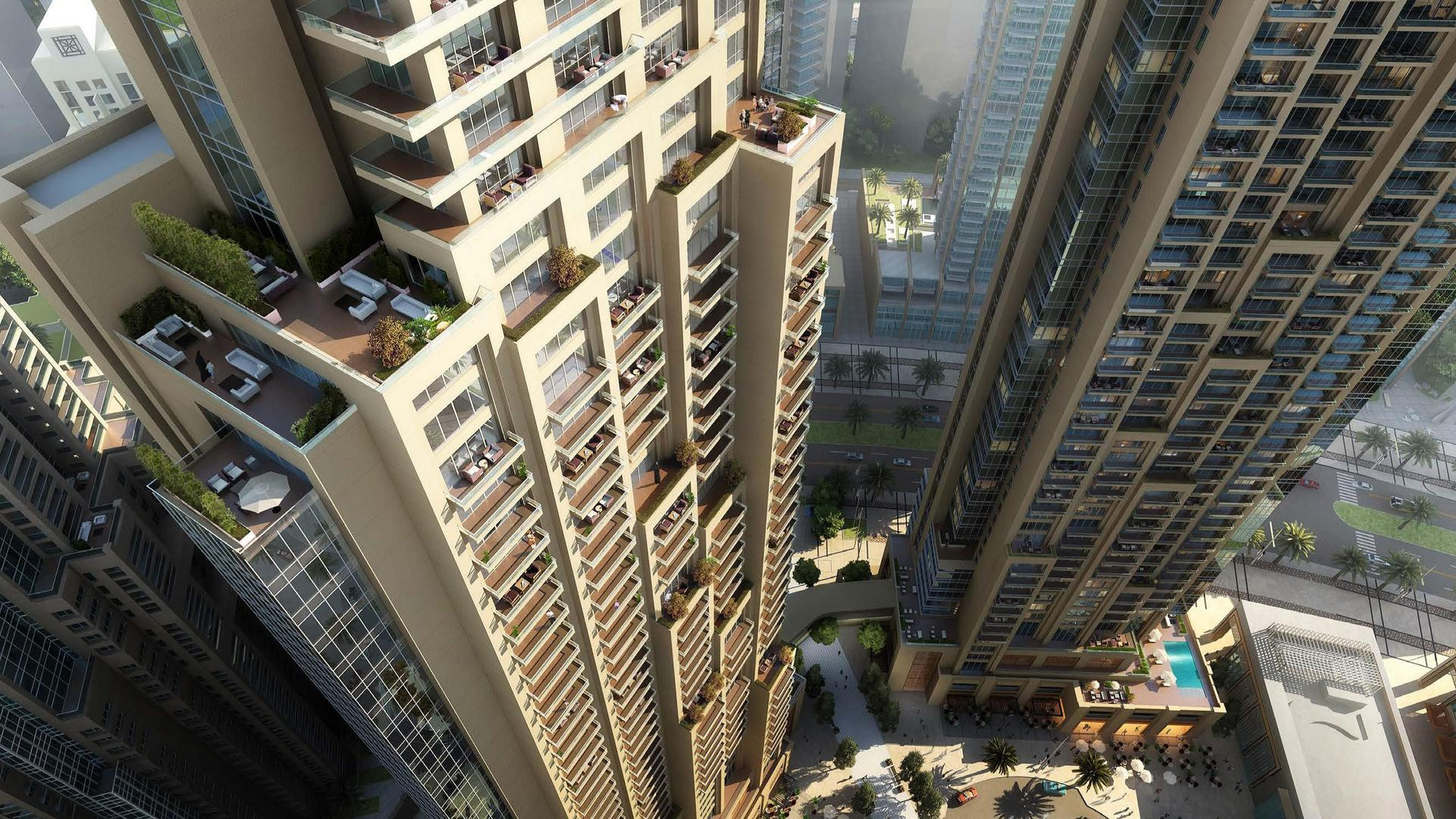 ACT ONE | ACT TWO TOWERS, Downtown Dubai, EAU – foto 1