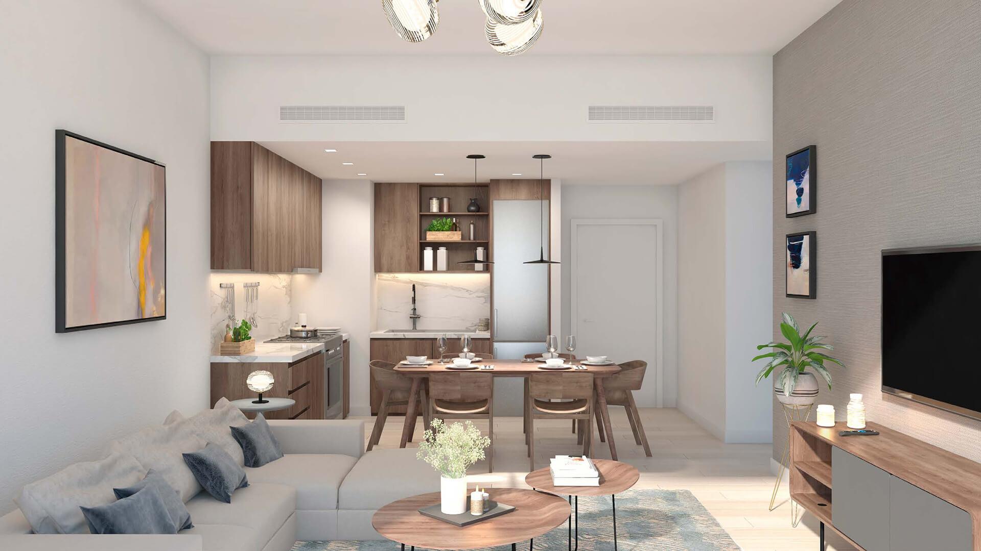 Apartamento en venta en Dubai, EAU, 1 dormitorio, 70 m2, № 23896 – foto 1