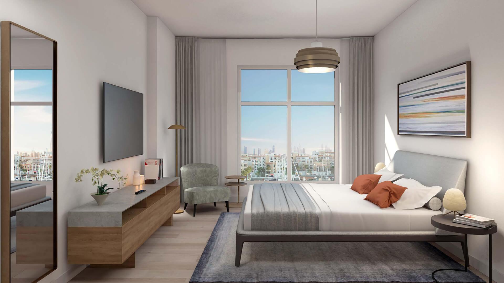 Apartamento en venta en Dubai, EAU, 1 dormitorio, 70 m2, № 23896 – foto 5