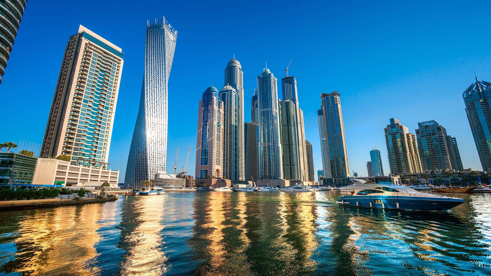Puerto de Dubai - 1