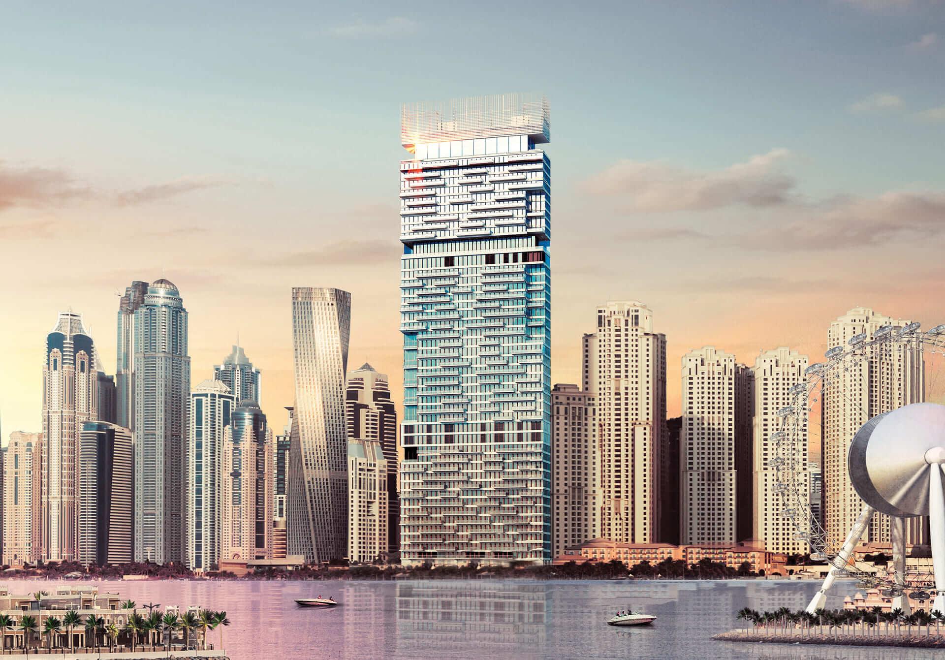 1/JBR, Jumeirah Beach Residence, Dubai, EAU – foto 1