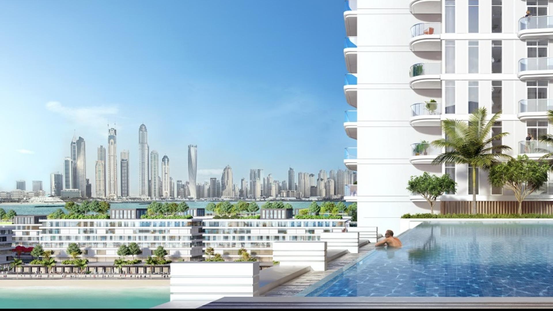 BEACH VISTA, Emaar beachfront, Dubai, EAU – foto 2