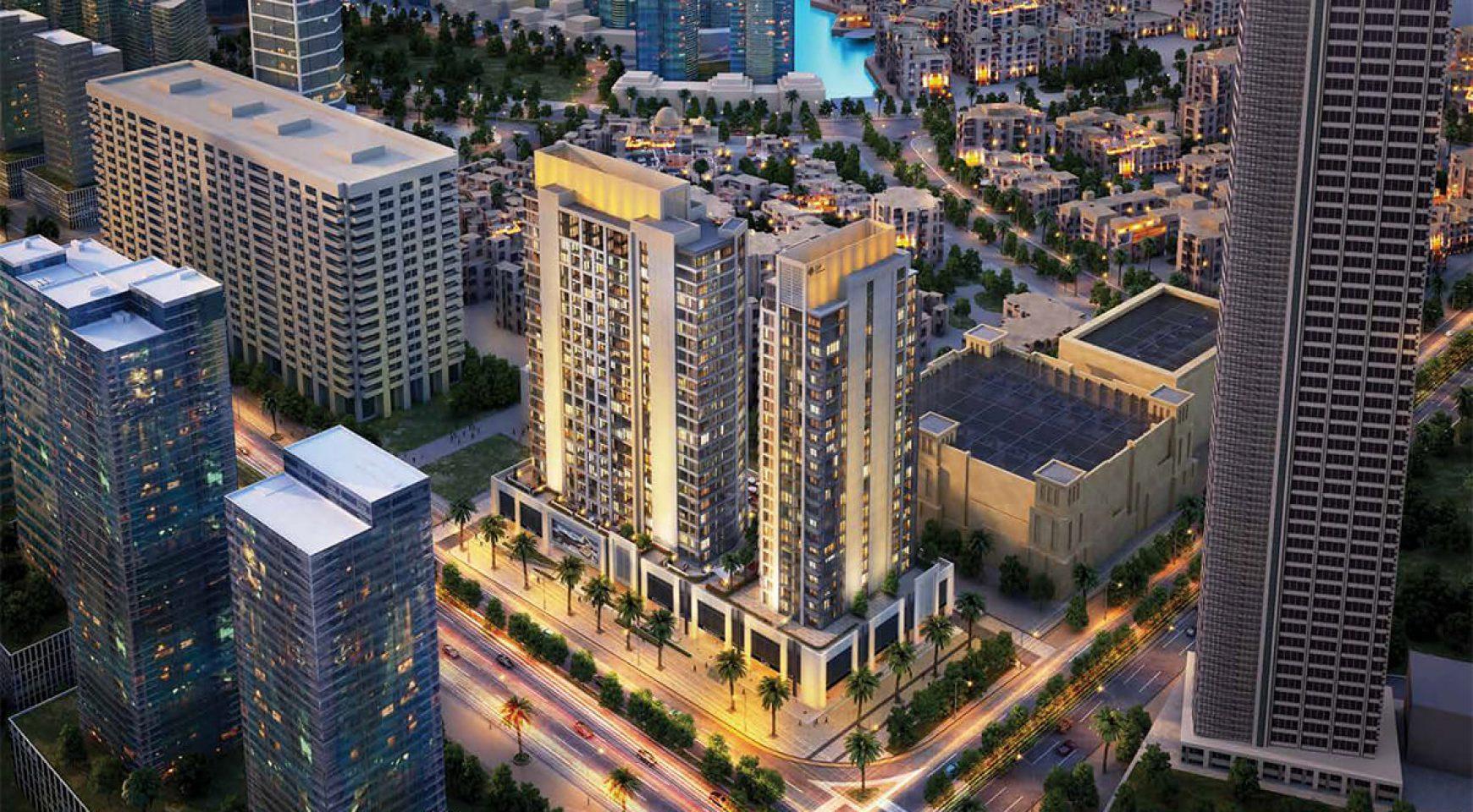 BELLEVUE TOWERS, Downtown Dubai, EAU – foto 4