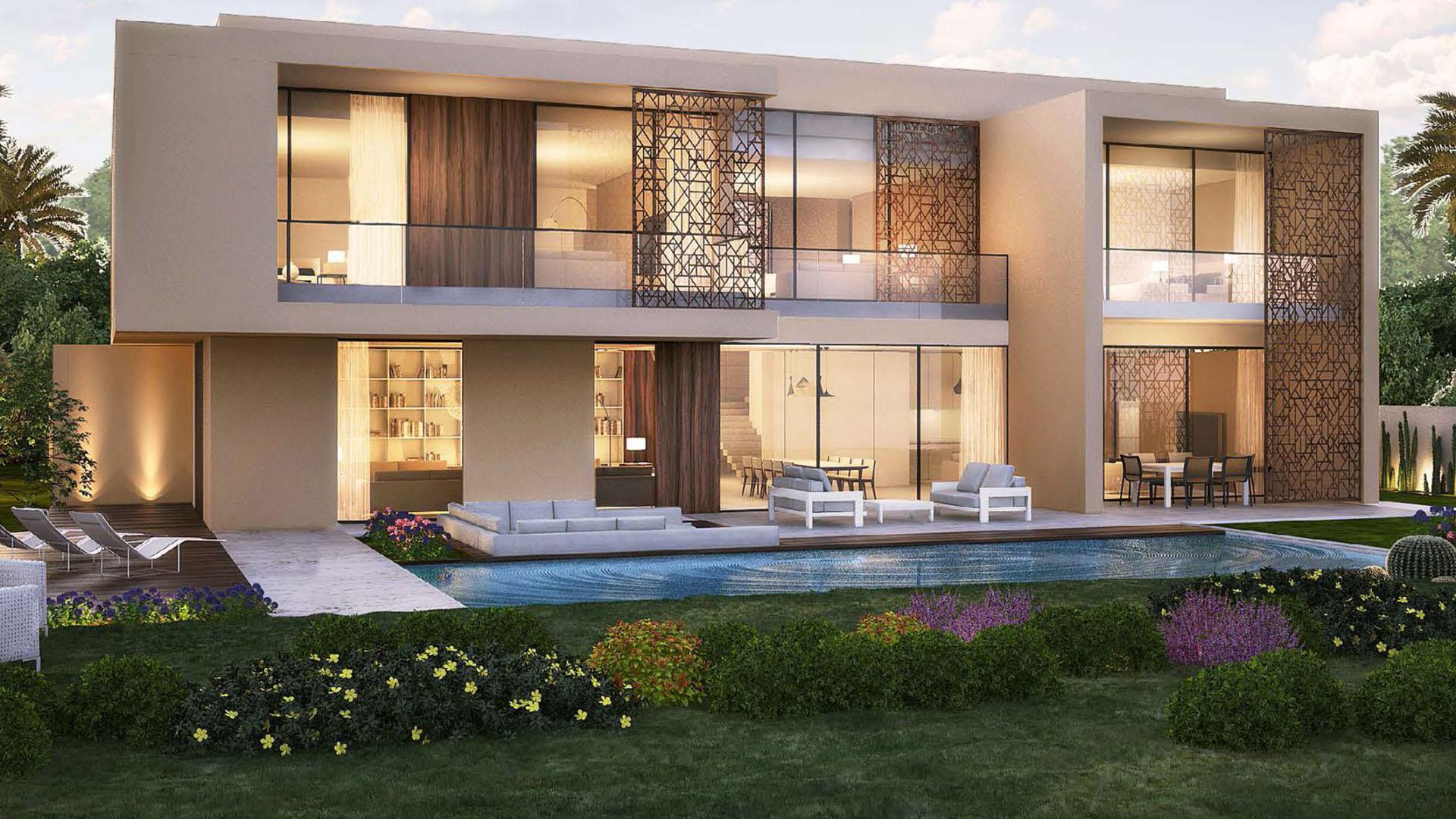 Villa en venta en Dubai, EAU, 6 dormitorios, 1161 m2, № 23866 – foto 1