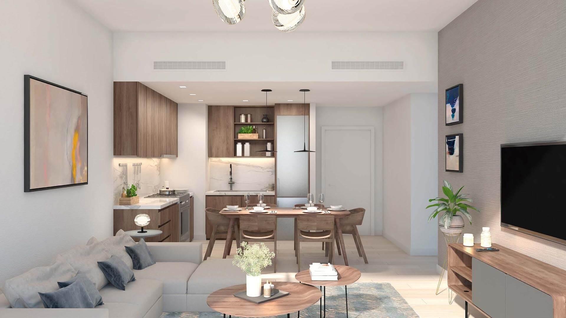 Apartamento en venta en Dubai, EAU, 1 dormitorio, 75 m2, № 23879 – foto 4