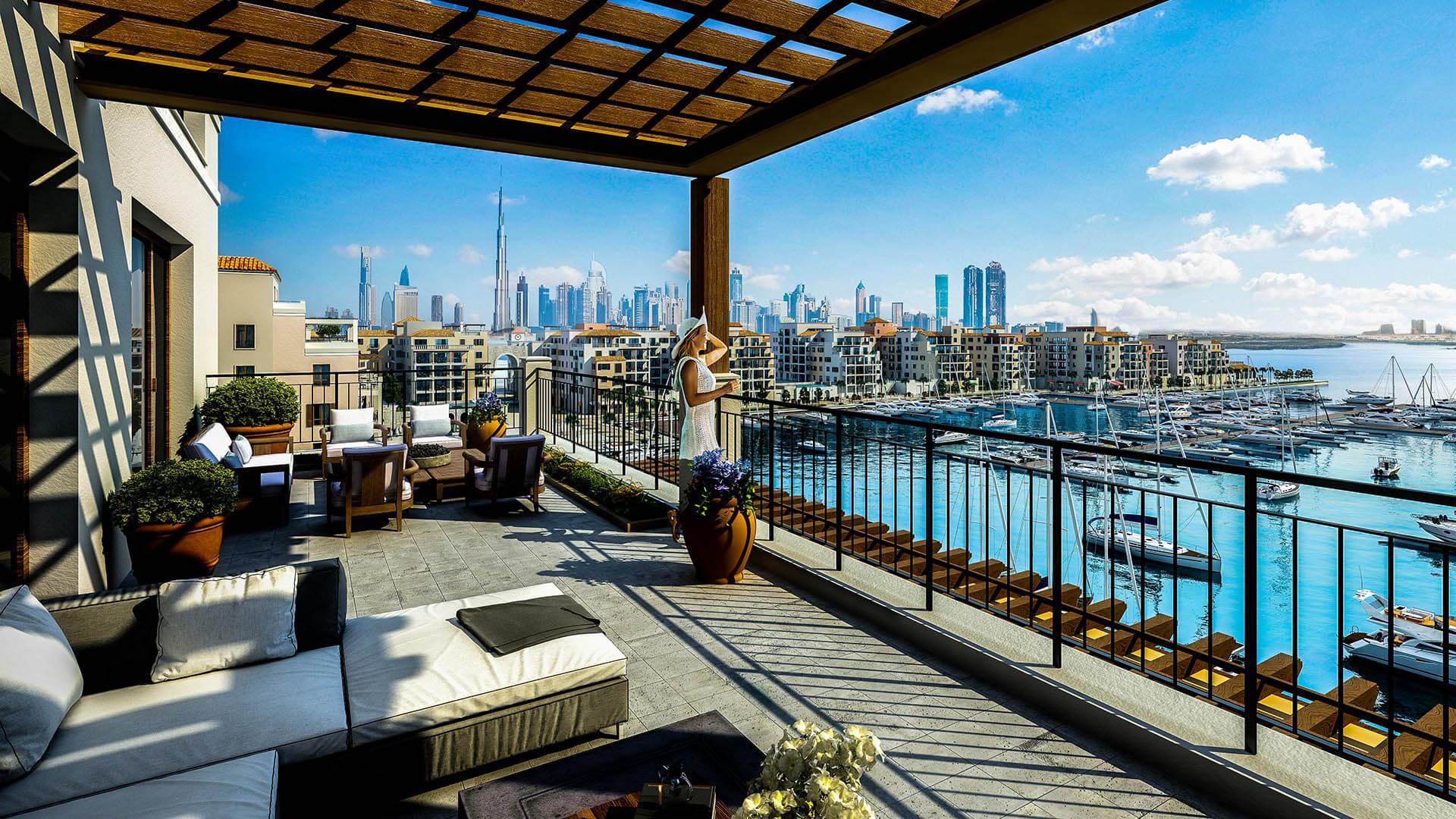 Apartamento en venta en Dubai, EAU, 1 dormitorio, 75 m2, № 23879 – foto 2
