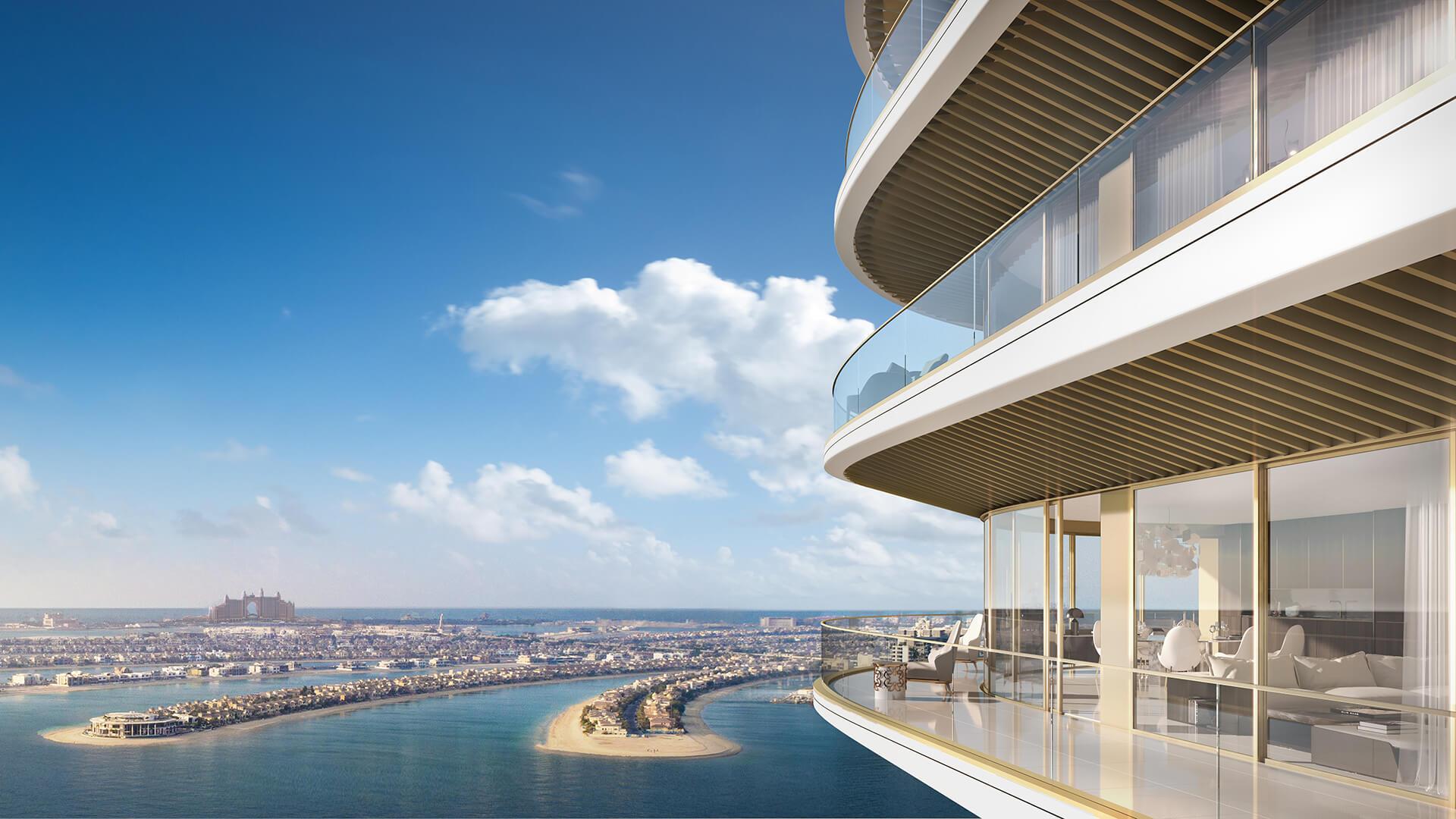 Apartamento en venta en Dubai, EAU, 1 dormitorio, 77 m2, № 23871 – foto 4