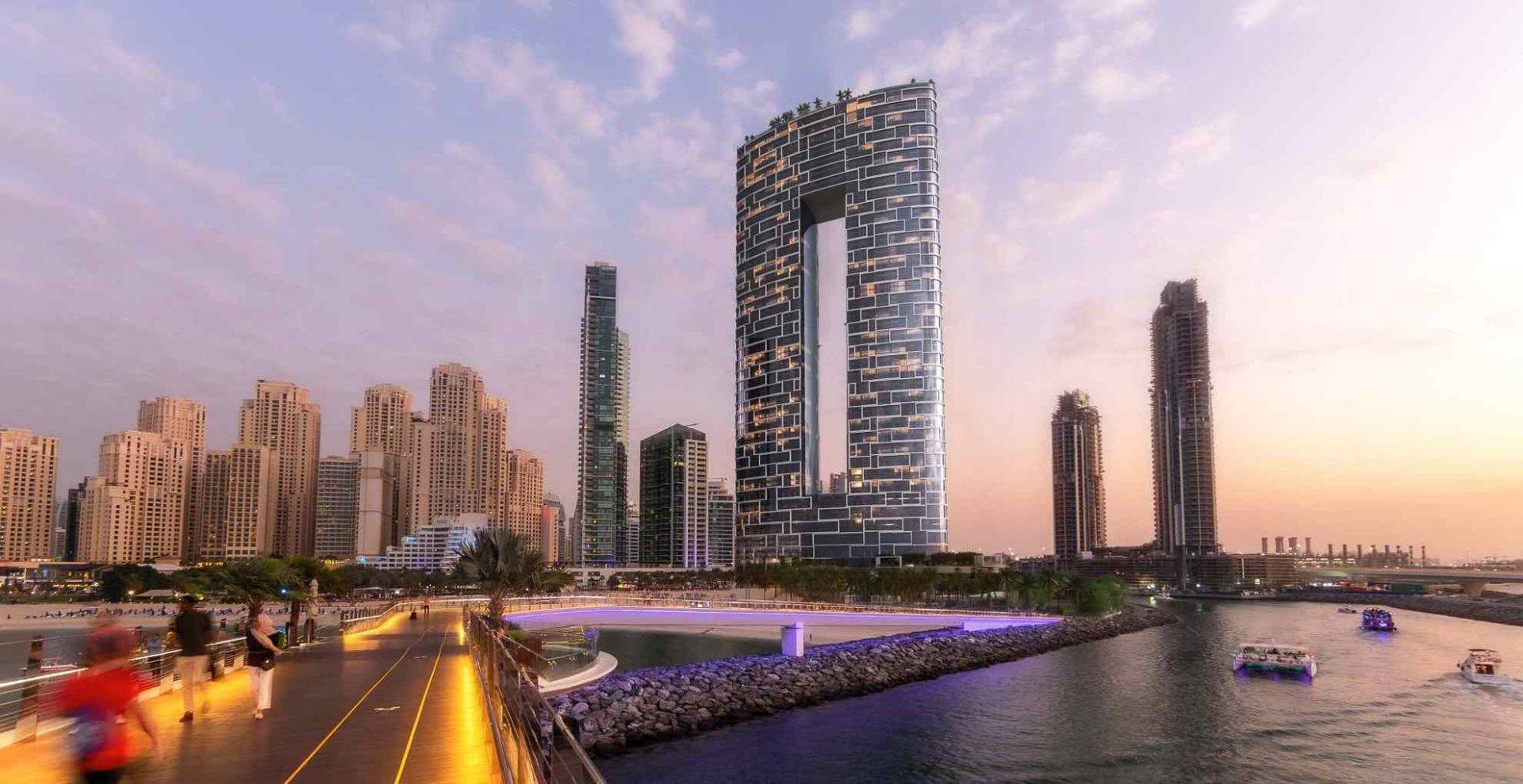 Apartamento en venta en Dubai, EAU, 1 dormitorio, 59 m2, № 23865 – foto 4