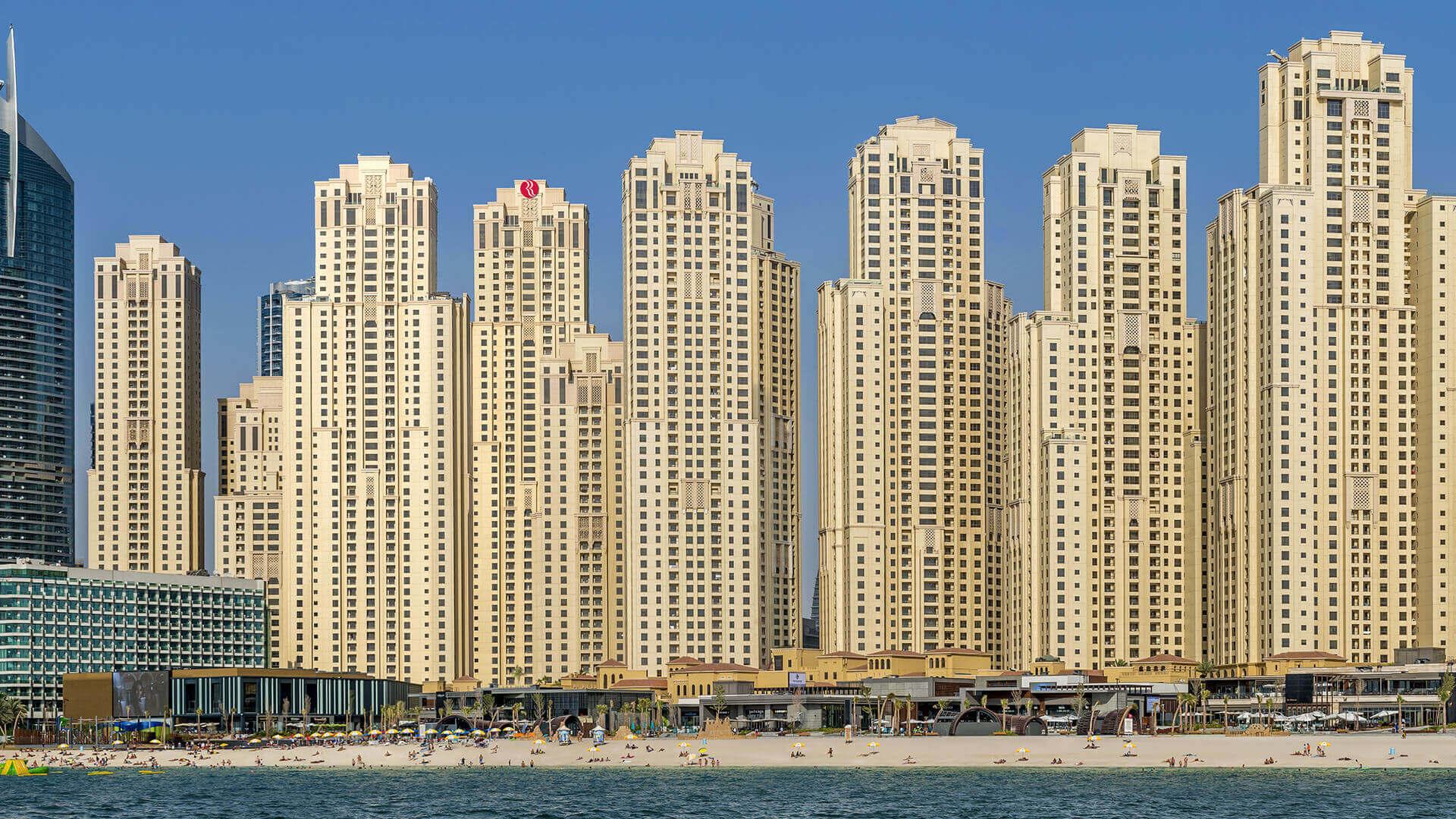 Jumeirah Beach Residence - 4