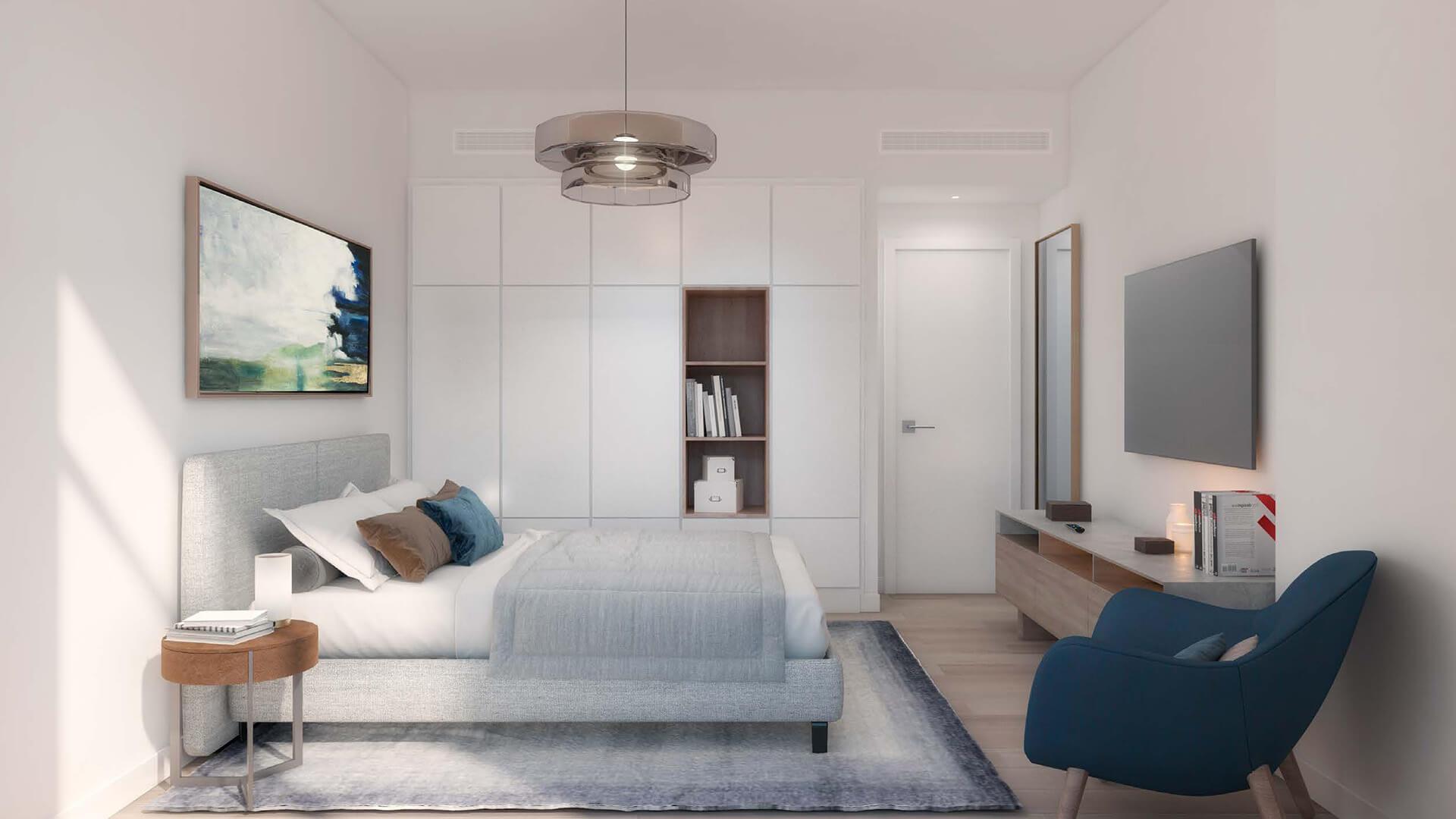 Apartamento en venta en Dubai, EAU, 1 dormitorio, 70 m2, № 23896 – foto 4
