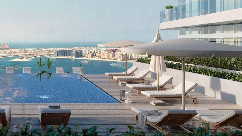 BEACH VISTA, Emaar beachfront, Dubai, EAU – foto 4