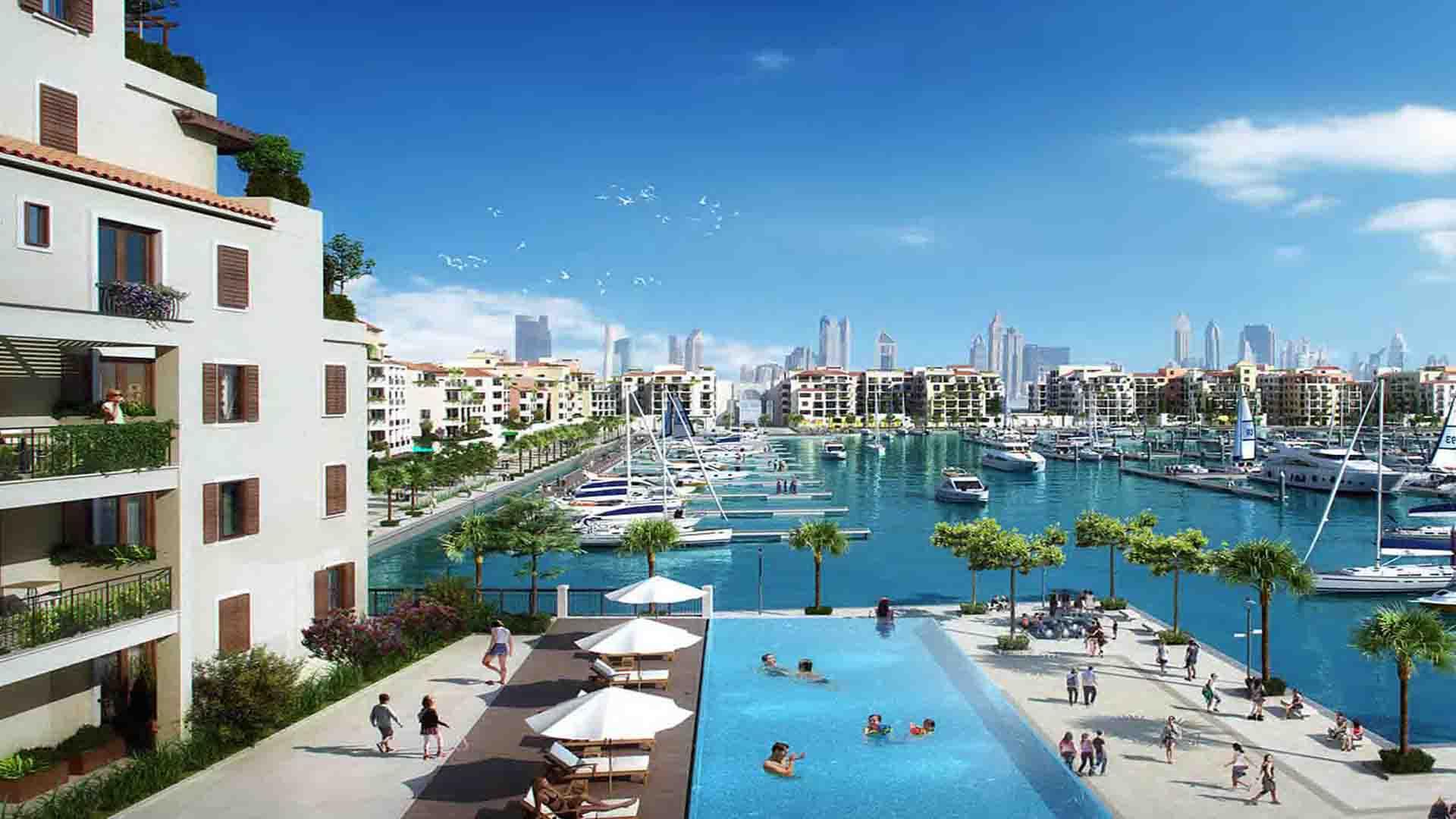 Apartamento en venta en Dubai, EAU, 1 dormitorio, 75 m2, № 23879 – foto 3