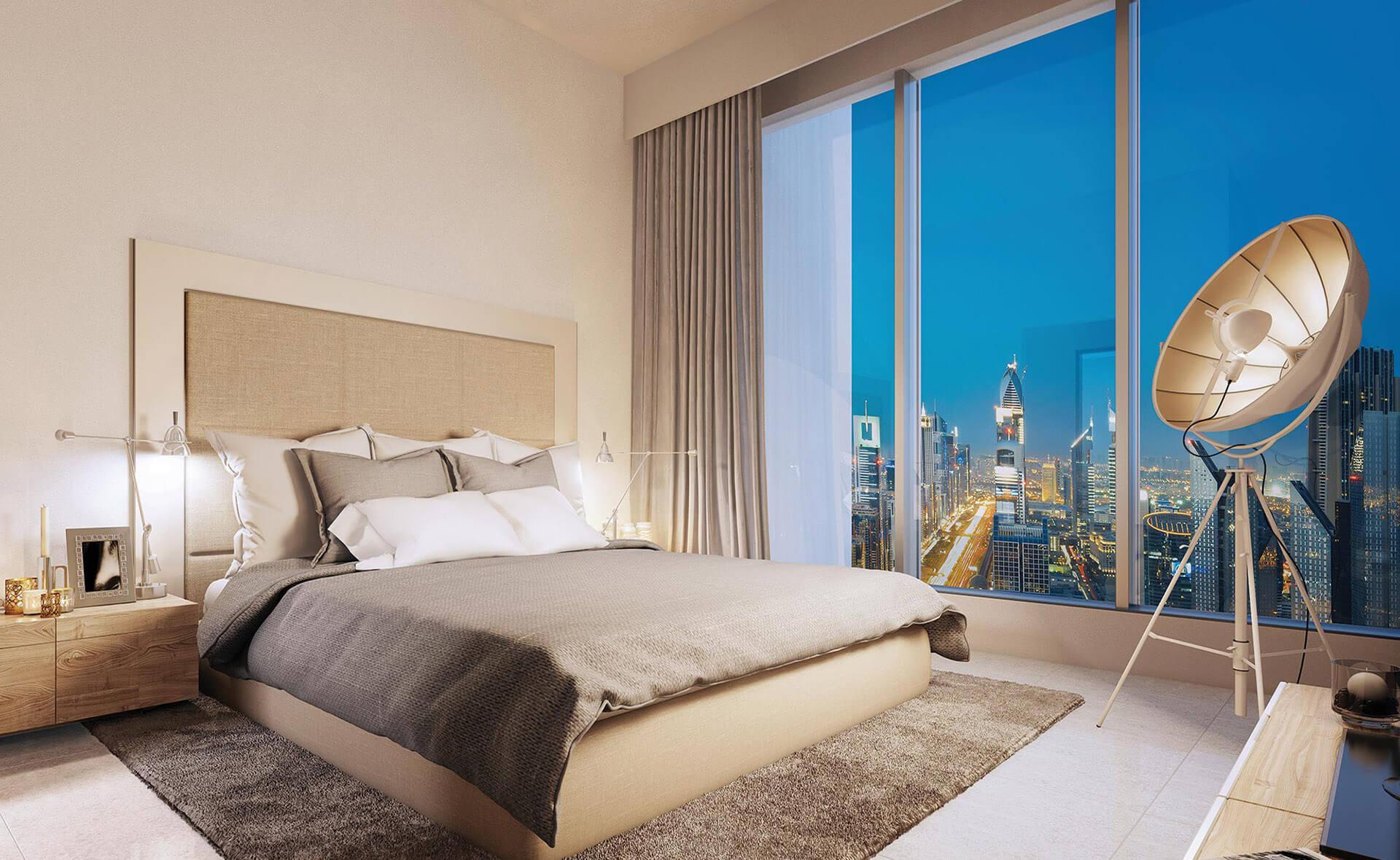 Apartamento en venta en Dubai, EAU, 1 dormitorio, 96 m2, № 23885 – foto 1