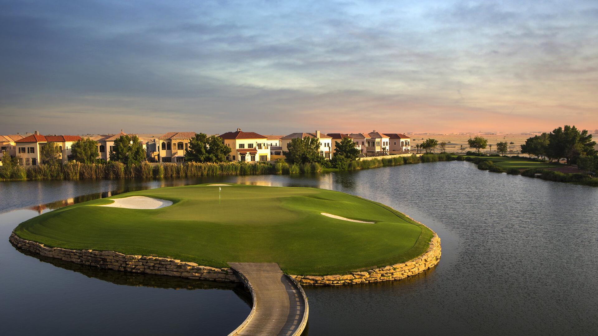 Jumeirah Golf Estates - 1